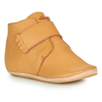 Παπούτσια Παιδί Παντόφλες Easy Peasy KINY UNI Cognac