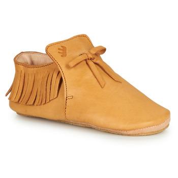 Παπούτσια Παιδί Παντόφλες Easy Peasy MEXIBLU Cognac