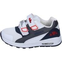 Παπούτσια Αγόρι Χαμηλά Sneakers Ellesse Αθλητικά BN656 λευκό