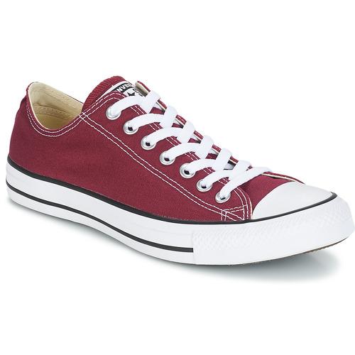 Παπούτσια Χαμηλά Sneakers Converse CHUCK TAYLOR ALL STAR CORE OX Bordeaux
