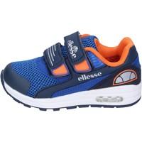 Παπούτσια Αγόρι Χαμηλά Sneakers Ellesse Αθλητικά BN666 Μπλε
