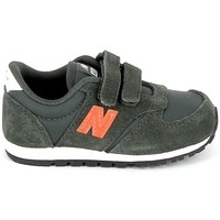 Παπούτσια Παιδί Χαμηλά Sneakers New Balance IV420 BB Vert Orange Green
