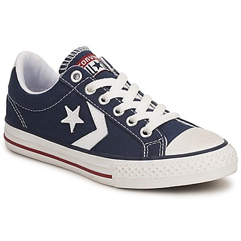 Παπούτσια Παιδί Χαμηλά Sneakers Converse STAR PLAYER CANVAS OX Marine
