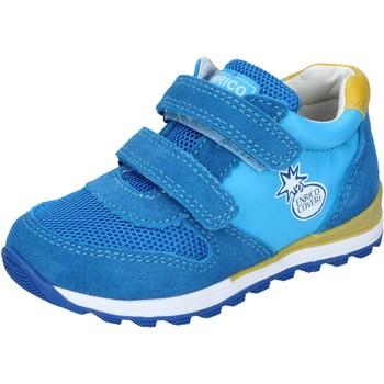 Παπούτσια Αγόρι Χαμηλά Sneakers Enrico Coveri BN680 Τουρκουάζ