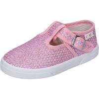 Παπούτσια Κορίτσι Χαμηλά Sneakers Enrico Coveri BN685 Ροζ