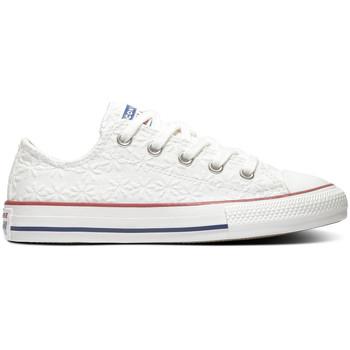 Παπούτσια Παιδί Χαμηλά Sneakers Converse Chuck taylor all star ox Άσπρο