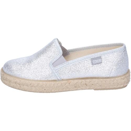 Παπούτσια Κορίτσι Slip on Enrico Coveri Αθλητικά BN701 Ασήμι