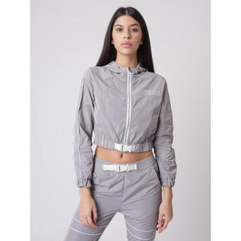 Υφασμάτινα Γυναίκα Σακάκια Project X Paris  Grey