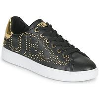 Παπούτσια Γυναίκα Χαμηλά Sneakers Guess RAZZ Black