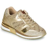 Παπούτσια Γυναίκα Χαμηλά Sneakers Guess MOTIV Gold