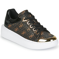 Παπούτσια Γυναίκα Χαμηλά Sneakers Guess BRANDYN Brown