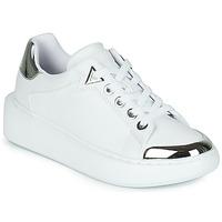 Παπούτσια Γυναίκα Χαμηλά Sneakers Guess BRANDYN Άσπρο