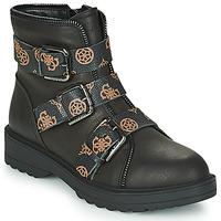 Παπούτσια Γυναίκα Μπότες Guess WENDY Black
