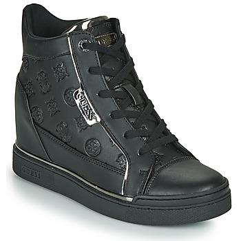 Ψηλά Sneakers Guess FABIA ΣΤΕΛΕΧΟΣ: Δέρμα & ΕΠΕΝΔΥΣΗ: & ΕΣ. ΣΟΛΑ: & ΕΞ. ΣΟΛΑ: Συνθετικό