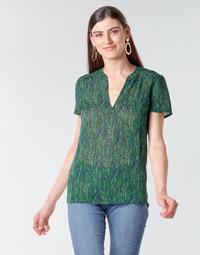 Υφασμάτινα Γυναίκα Μπλούζες Ikks BR11055 Green