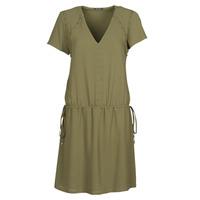 Υφασμάτινα Γυναίκα Κοντά Φορέματα Ikks BR30015 Kaki