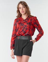 Υφασμάτινα Γυναίκα Μπλούζες Ikks BR13085 Red