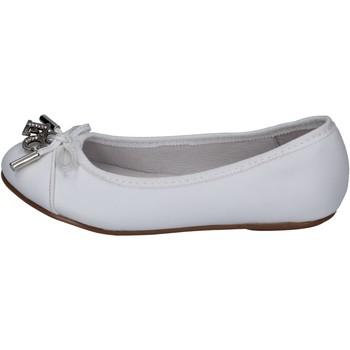 Παπούτσια Κορίτσι Μπαλαρίνες Enrico Coveri BN702 λευκό