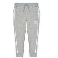 Υφασμάτινα Αγόρι Φόρμες adidas Originals TREFOIL PANTS Grey