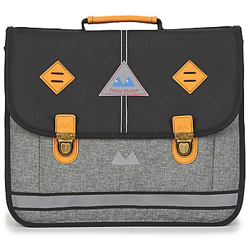 Τσάντες Αγόρι Σάκα Poids Plume NEW LIGHT CARTABLE 38 CM Grey