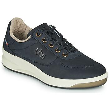 Παπούτσια Γυναίκα Χαμηλά Sneakers TBS BRANDY Marine