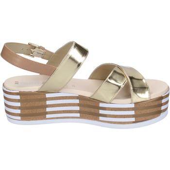 Παπούτσια Γυναίκα Σανδάλια / Πέδιλα Tredy's Σανδάλια BN749 Ασήμι