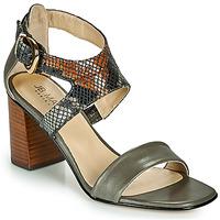 Παπούτσια Γυναίκα Σανδάλια / Πέδιλα JB Martin 1NAWELI Olive
