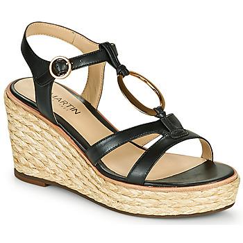 Παπούτσια Γυναίκα Σανδάλια / Πέδιλα JB Martin EMANI Brown