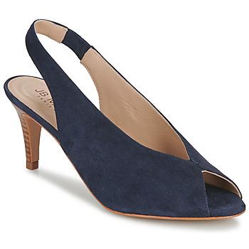 Παπούτσια Γυναίκα Σανδάλια / Πέδιλα JB Martin PIM Black