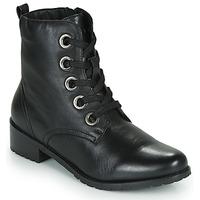 Παπούτσια Γυναίκα Μπότες Ravel MARTI Black