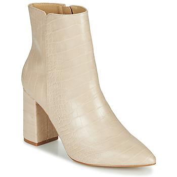 Παπούτσια Γυναίκα Μποτίνια Ravel SORIANO Beige