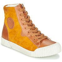 Παπούτσια Γυναίκα Ψηλά Sneakers Karston OMSTAR Ocre