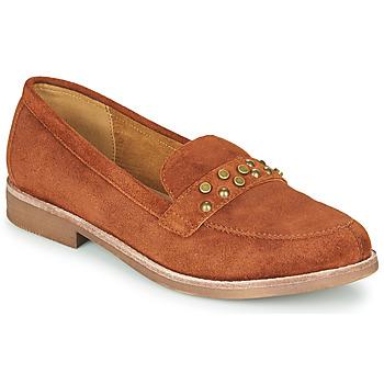 Παπούτσια Γυναίκα Μοκασσίνια Karston ACALI Ocre