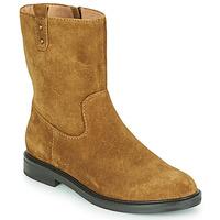 Παπούτσια Γυναίκα Μπότες Karston OVRIN Brown