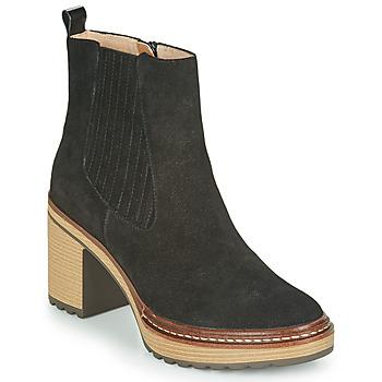 Παπούτσια Γυναίκα Μποτίνια Karston GRANI Black