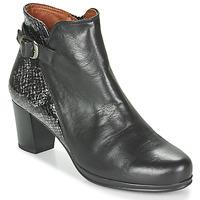 Παπούτσια Γυναίκα Μποτίνια Karston TUCKO Black
