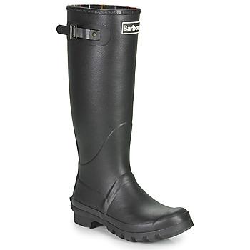 Παπούτσια Άνδρας Μπότες βροχής Barbour BEDE Black