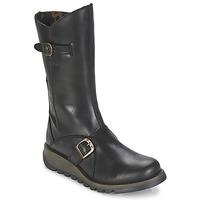 Παπούτσια Γυναίκα Μπότες για την πόλη Fly London MES 2 Black