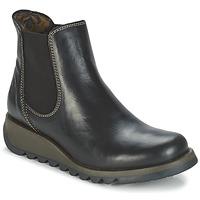 Παπούτσια Γυναίκα Μπότες Fly London SALV Black
