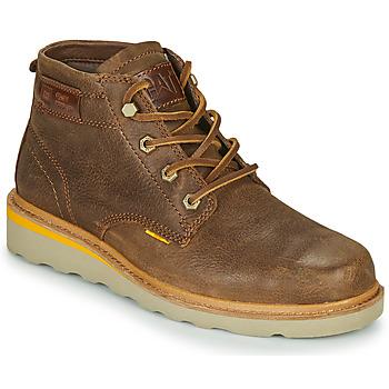 Παπούτσια Άνδρας Μπότες Caterpillar JACKSON MID Brown