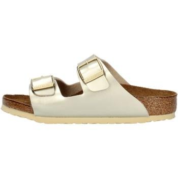 Παπούτσια Κορίτσι Τσόκαρα Birkenstock 1014841 Platinum