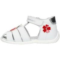Παπούτσια Κορίτσι Σανδάλια / Πέδιλα NeroGiardini E018090F White