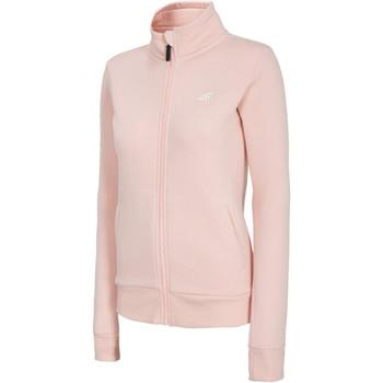 Υφασμάτινα Γυναίκα Φούτερ 4F Women's Sweatshirt Rose
