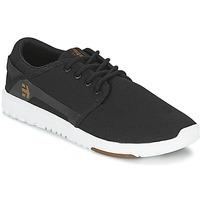 Παπούτσια Άνδρας Χαμηλά Sneakers Etnies SCOUT Black / άσπρο