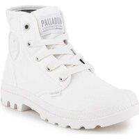 Παπούτσια Γυναίκα Ψηλά Sneakers Palladium US Pampa HI F 92352-116-M white