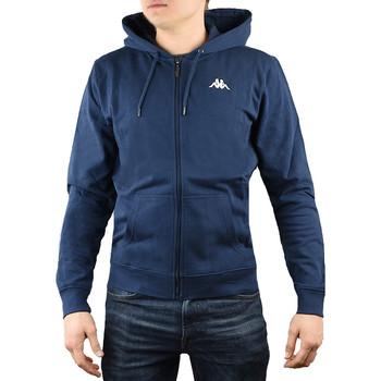 Υφασμάτινα Άνδρας Φούτερ Kappa Veil Hooded Bleu marine