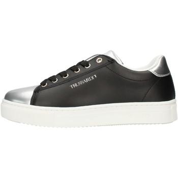 Παπούτσια Γυναίκα Χαμηλά Sneakers Trussardi 79A004789Y099999 Black