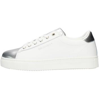 Παπούτσια Γυναίκα Χαμηλά Sneakers Trussardi 79A004789Y099999 White