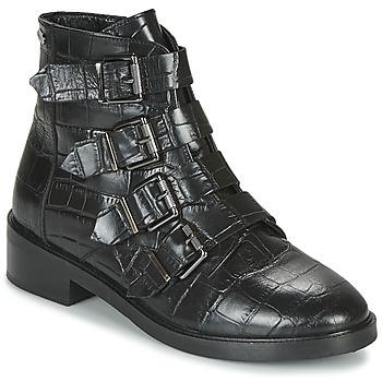 Παπούτσια Γυναίκα Μπότες Pepe jeans MALDON IMAN Black