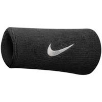 Αξεσουάρ Sport αξεσουάρ Nike Poignets éponge  swoosh doublewide noir